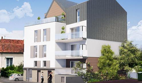 Orléans – Rue Marchais – 11 lots