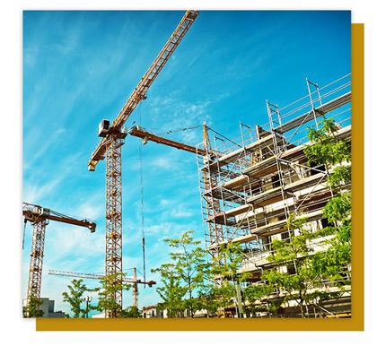 plus value immobiliere chantier