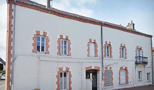 Saint Jean de la Ruelle : Rue Charles Beauhaire
