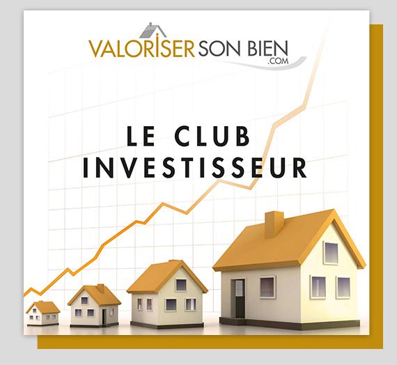Le Club des investisseurs immobilier